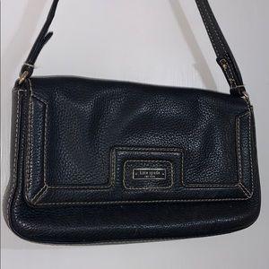 Kate spade New York leather black  shoulder bag